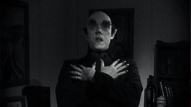 Paco el vampiro. Cortometraje español