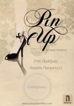 Pin-Up cortometraje cartel