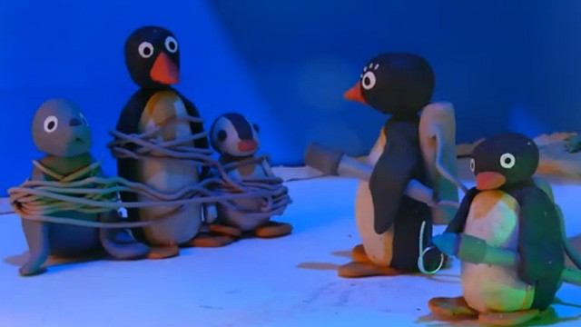Pingus The Thing. Cortometraje de animación stop-motion