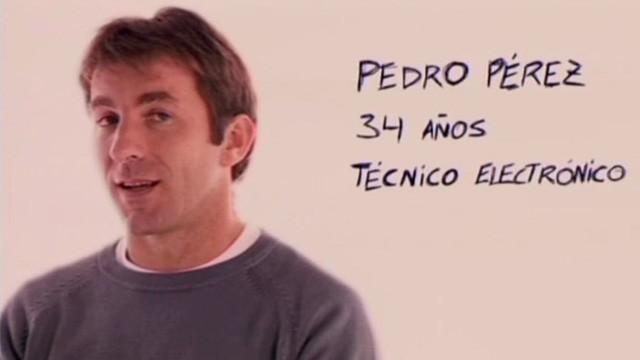 Profilaxis. Cortometraje español con Antonio de la Torre