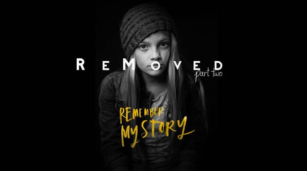 Removed part 2 - Remember my story. Cortometraje sobre la adopción