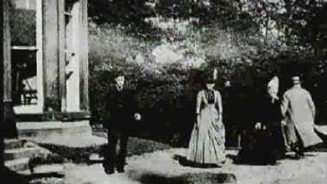 Roundhay Garden Scene. Primer cortometraje de la historia