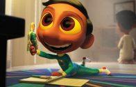 Sanjay's Super Team. Cortometraje de animación de Pixar