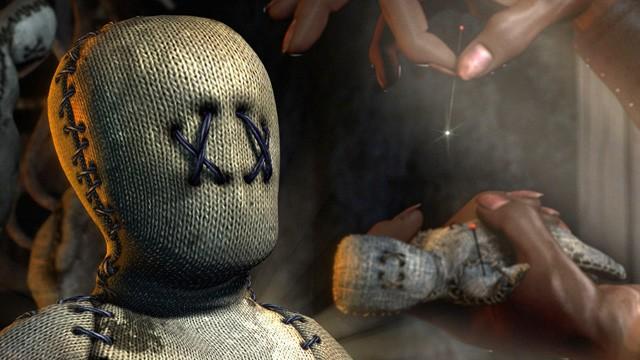 Sebastian Voodoo. Cortometraje de animación y terror