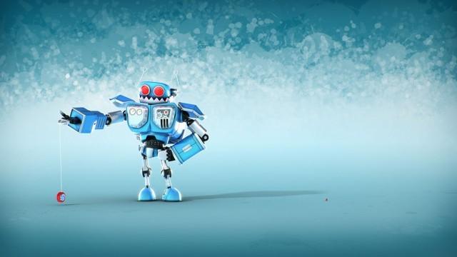 Superbot una cuestion de aumento. Cortometraje argentino de animación