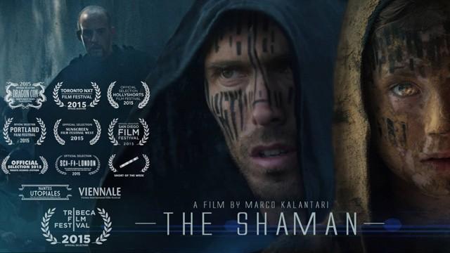 The Shaman. Cortometraje austriaco de ciencia-ficción