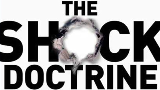 The shock doctrine. Cortometraje documental de los hermanos Cuarón