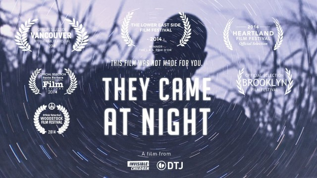 They came at night. Cortometraje sobre niños soldado