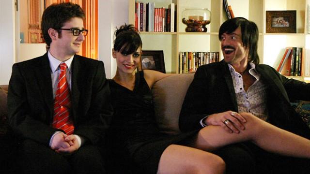 Trio. Cortometraje español y comedia de Peris Romano