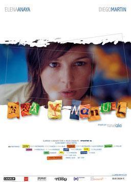 Ana y Manuel cortometraje cartel