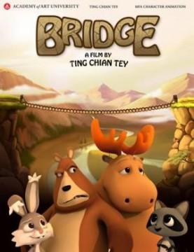 Bridge cortometraje cartel poster