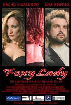 Foxy Lady Cortometraje cartel