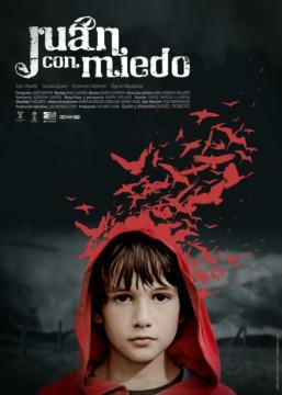 Juan con miedo cortometraje cartel
