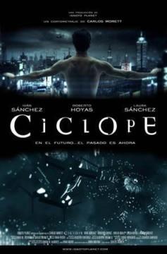 Cíclope cortometraje cartel