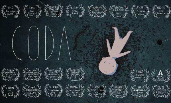 Coda. Cortometraje irlandés de animación dirigido por Alan Holly