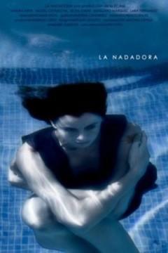 La nadadora cortometraje cartel