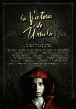 La victoria de Úrsula cortometraje cartel