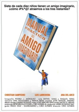 Manual práctico del amigo imaginario (abreviado) cortometraje cartel