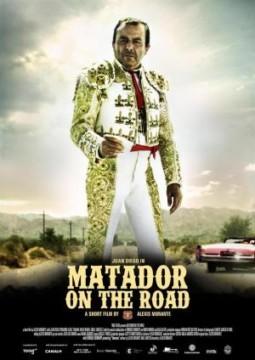 Matador on the Road cortometraje cartel