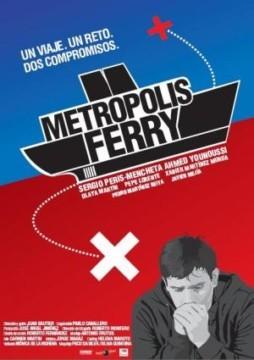 Metropolis Ferry cortometraje cartel