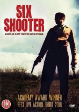 Six Shooter cortometraje cartel