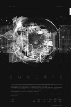 Sundays cortometraje cartel