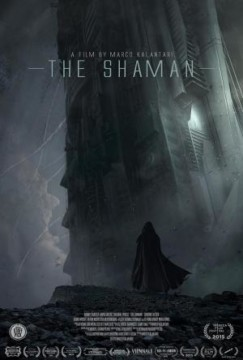 The Shaman cortometraje cartel