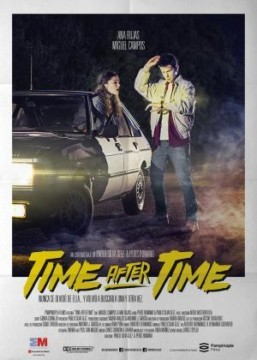 Time After Time cortometraje cartel