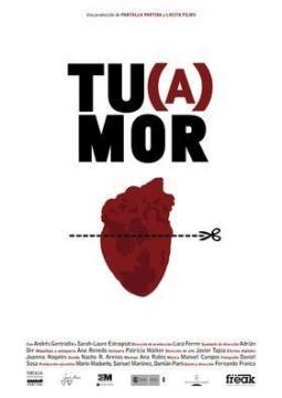 TU(a)MOR cortometraje cartel