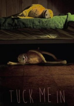 Tuck me in cortometraje cartel