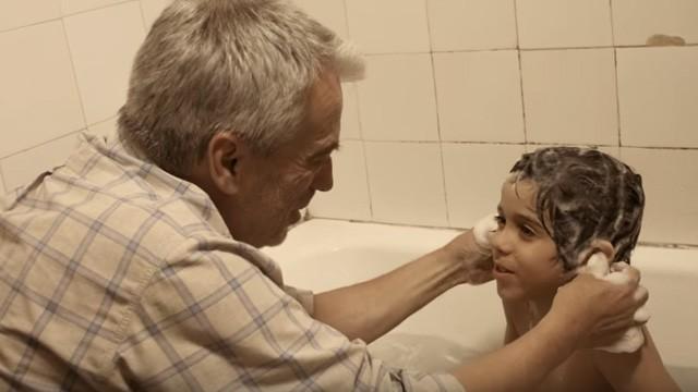 Grandpa. Cortometraje portugués sobre los abuelos