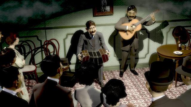 Lo de Ribera. Cortometraje argentino de animación stop-motion