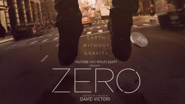 Zero. Cortometraje Español de Ciencia-Ficción producido por Ridley Scott