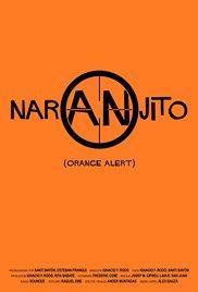 Naranjito cortometraje cartel