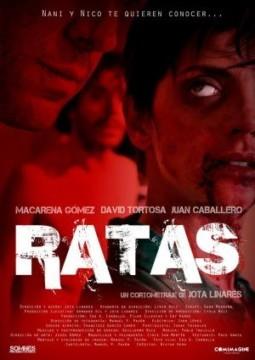 Ratas Cortometraje cartel