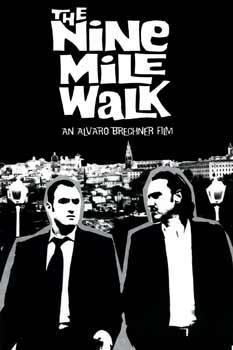 The nine mile walk cortometraje cartel
