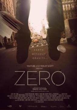 Zero cortometraje cartel