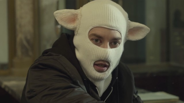 En tu Cabeza.Parte I:Cabra y Oveja. Cortometraje español Michelle Jenner