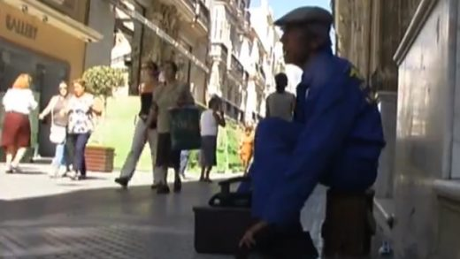 Kid Betún. Cortometraje documental español dirigido por Raúl Mancilla