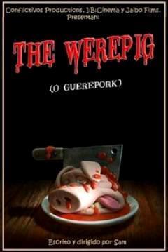 The Werepig cortometraje cartel
