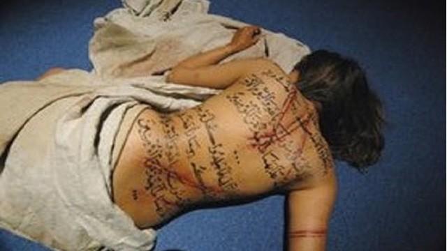 Sumisión. Cortometraje holandés documental