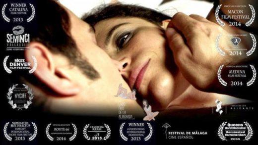 El lado frío de la almohada. Cortometraje español con Irene Visedo