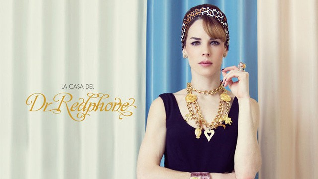La casa del Dr. Redphone. Cortometraje Fashion Film venezolano
