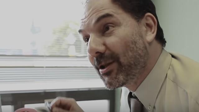Lobos. Cortometraje español de Daniel Ortiz con Miguel Zurita