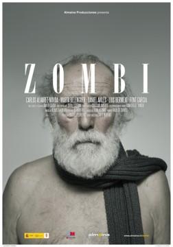 Zombi cortometraje cartel poster