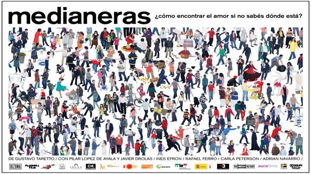 Medianeras. Cortometraje argentino de Gustavo Taretto