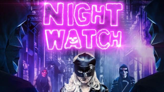 Night Watch. Cortometraje americano con Brea Grant producido por DJI