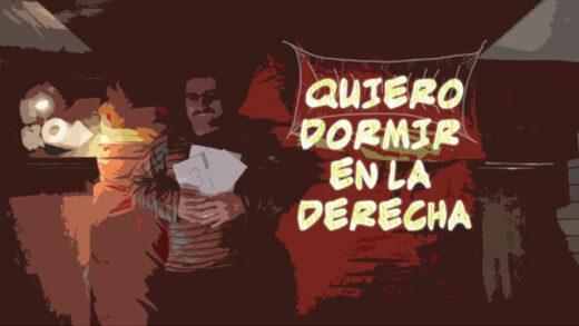 Quiero dormir en la derecha. Cortometraje y comedia de Jordi O. Romero
