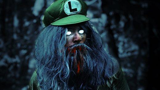 Super Mario Underworld. Cortometraje de terror de Super Mario
