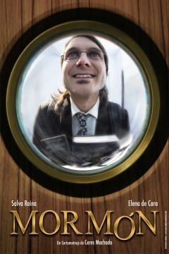Mormon cortometraje cartel poster